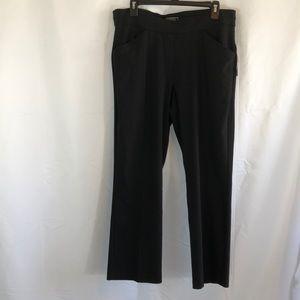 NYCC Black Pants Size 16 Petite NWT